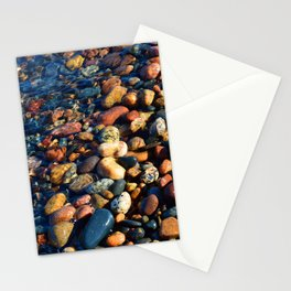 Lake Superior Rocks Stationery Cards