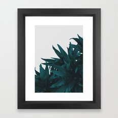 End up here Framed Art Print