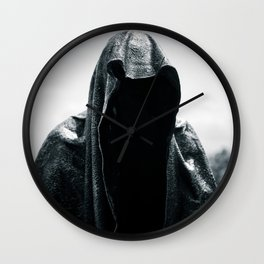 Dark Force Wall Clock