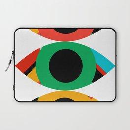 3 eyes Laptop Sleeve
