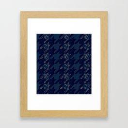 blueCORAL Framed Art Print