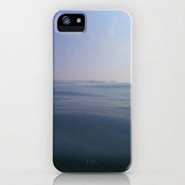 Silk Waves iPhone Case