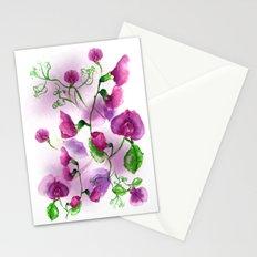 Weaving light Stationery Cards