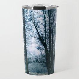 Bare Winter Trees Travel Mug
