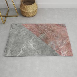 Soft Marble Pattern Design Rug