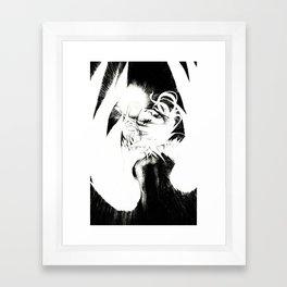 Repentance Framed Art Print