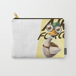 Corporal Duck Carry-All Pouch