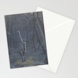 Sunken Forrest Pan Stationery Cards