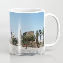 Temple of Luxor, no. 19 Coffee Mug