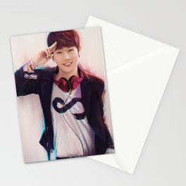 INFINITE - SUNGGYU Stationery Cards