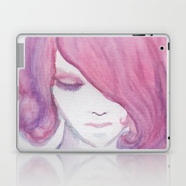 Magenta Laptop & iPad Skin