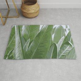Bird of Paradise | Nature | Plant | Artprint | Digitalart Rug