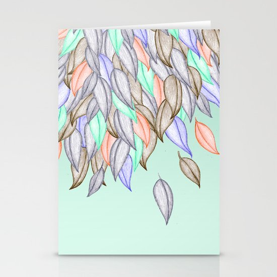 CRAYON LOVE  - A Different Nature Stationery Cards