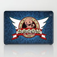 bacon iPad Cases featuring Bacon by maiconmcn