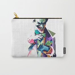 MR J. Carry-All Pouch