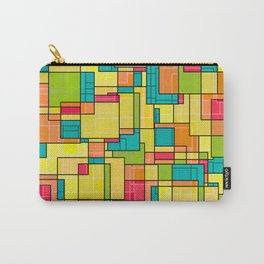 Square Club Carry-All Pouch