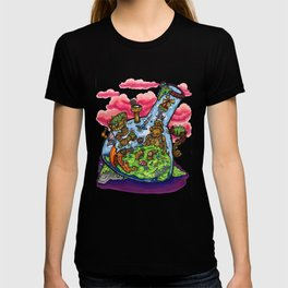 A Very Curious Waterpipe T-shirt