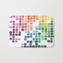 Favorite Colors Bath Mat