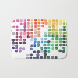 Favorite Colors Bath Mat