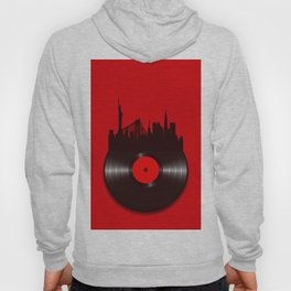 New York Vinyl Hoody