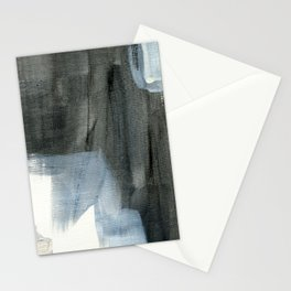 The Curious Inbetween #9 - Abstract Painting Stationery Cards