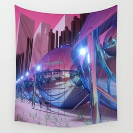 PETROLEUM Wall Tapestry