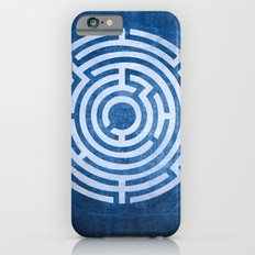 Solving Mazes Slim Case iPhone 6s