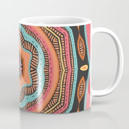 Dance Dance Mandala Coffee Mug