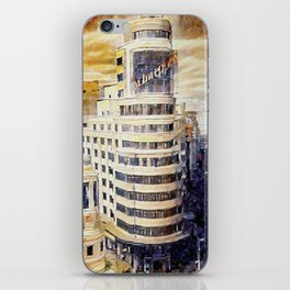 Madrid  iPhone Skin