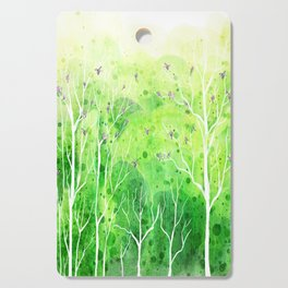 Beautiful Forest Cutting Board