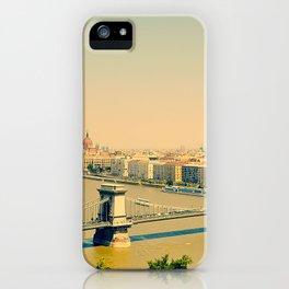 Budapest  iPhone Case