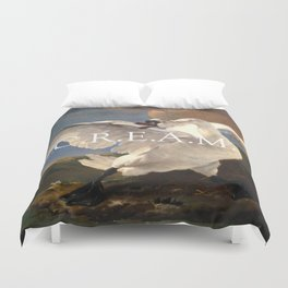 C.R.E.AM. Duvet Cover