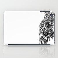 bioworkz iPad Cases featuring Owl 2.0 by BIOWORKZ