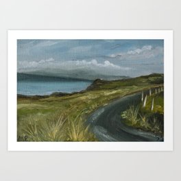 Ireland 53/100 Art Print
