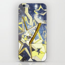 A Very Starry Night iPhone Skin