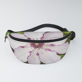 Pale Pink Clematis Fanny Pack