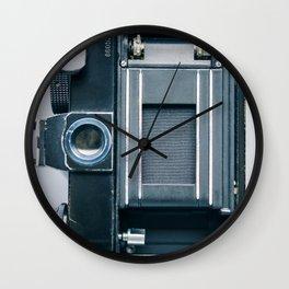 Classic Camera II Wall Clock