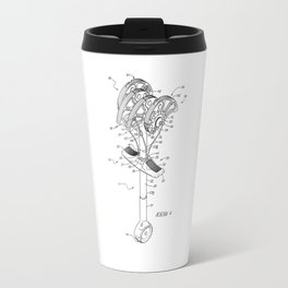 Rock Climbing Camalot Cam Travel Mug