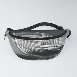 A Lonely Boat Fanny Pack