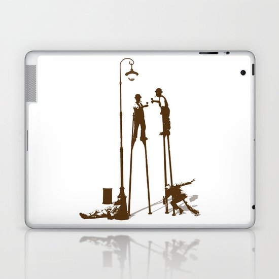 Higher level of sobriety Laptop & iPad Skin