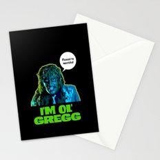 Old Gregg Stationery Cards