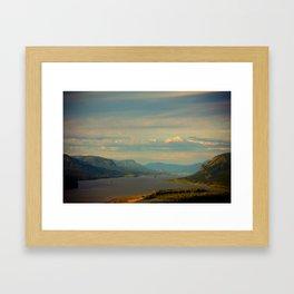fly til you can't Framed Art Print