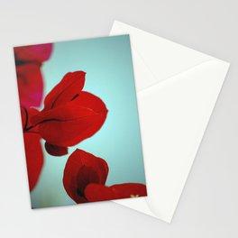 Flower flash Stationery Cards