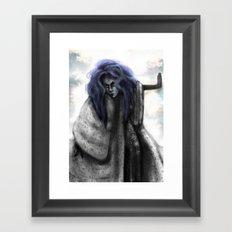 Neurotoxin Framed Art Print