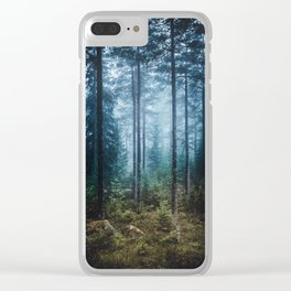 Always Here Clear iPhone Case