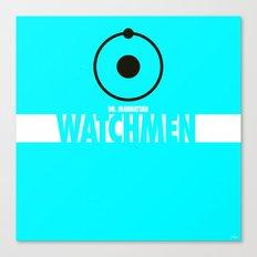 Watchmen 2.0 - Dr. Manhattan Canvas Print