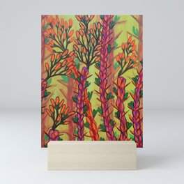 Sunrise Ocotillo Mini Art Print