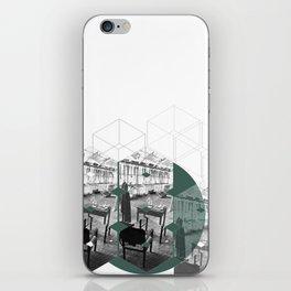 Cube 1 iPhone Skin