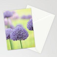 Allium dreams Stationery Cards