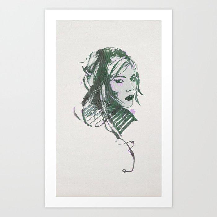 2.1 Art Print